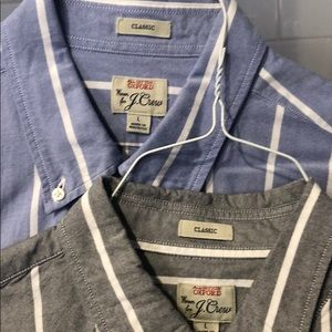 J. Crew Shirts - J.Crew LOT of 2 LIKE NEW Pima Cotton Oxford Shirt